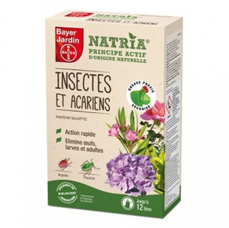 Insecticides et acariens - prêt à l'emploi