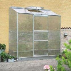 Serre adossée Altan3 en polycarbonate 1.33 m²