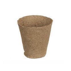 Pots biodégradables ronds pour semis