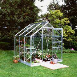 serre de jardin Popular 66 verre horticole