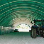 Abri tunnel : comment bien le rebâcher