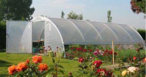 serre de jardin aérations