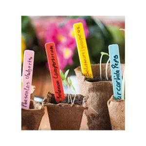 etiquette pour plants et semis