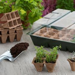 La gamme se compose de mini-serres et châssis, réalisés ou sélectionnés par des passionnés de jardinage. Forts de leur expérience de terrain, ils ont imaginé et réalisé des éléments simples et solides, réutilisables à souhait. Des équipements astucieux qui répondent aux envies des jardiniers.