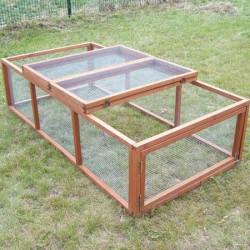 Atout Loisir vous propose une sélection de cage à lapin. Des clapiers avec de belles finitions pour proposer les meilleures conditions de vie à vos lapins sans dénaturer votre extérieur.